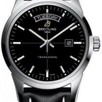 Breitling Transocean Men's Watch A4531012/BB69-435X