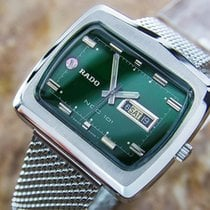 Rado Ncc 101 Swiss Made Vintage Classic Collectible Watch For...