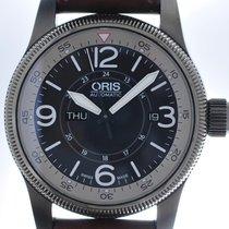 Oris Mans Automatic Wristwatch Big Crown Timer