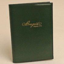 Breguet Warranty And Distributors Booklet Set
