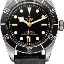 Tudor Heritage Black Bay Men's Watch 79230N-0001