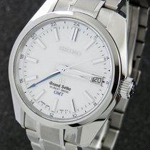 Seiko Grand Seiko Automatik Hi-Beat GMT SBGJ011