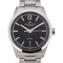 Hamilton American Classic Broadway 42 Automatic Day Date