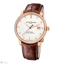Ulysse Nardin San Marco Classico 18k Rose Gold Men's Watch