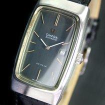歐米茄 (Omega) DeVille Automatic Date Steel Mens Watch RARE