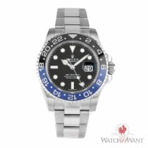 Rolex Oyster Perpetual GMT Master-II