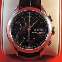 Baume & Mercier Clifton Chronograph 43 mm