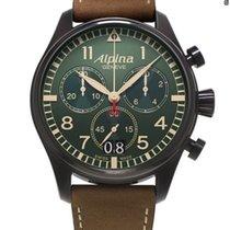 Alpina Startimer Chronograph Big Date Military LP 995€
