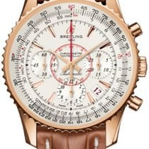 Breitling Montbrillant 01 18K Solid Rose Gold