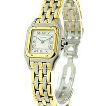 Cartier 2 Tone Panther Small Size