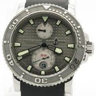 Ulysse Nardin 263-33 Maxi Marine 43mm Diver Chronometer Silver...