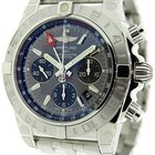 Breitling Chronomat 44 GMT Chronograph Watch AB042011/F561