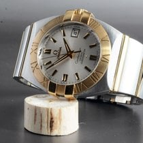 Omega Constellation Double Eagle 38,5mm Stahl/Gold B&P