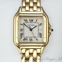 Cartier PANTHERE GELBGOLD 750 GROßES MODELL