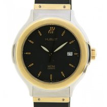 Hublot Classic 1430.2 In Yellow Gold And Steel, 32mm