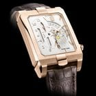 Harry Winston [NEW] Avenue Dual Time automatic 18K rose gold...