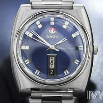 Rado Marco Polo Mens Vintage Swiss Day Date Automatic Watch...