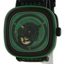 Sevenfriday Industrial Essence P1-5 Green