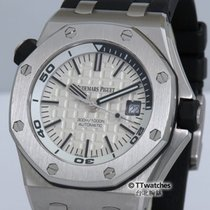 Audemars Piguet Royal Oak Offshore Diver 15710ST Box Papers