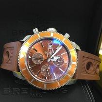 Breitling Superocean Héritage Chronograph Orange Edition...