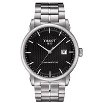 Tissot T-Classic Luxury Powermatic 80 T086.407.11.201.02