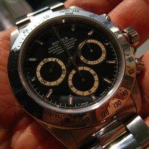 "Rolex FS : Rolex 16520 T serie ""PATRIZZI"" dial Zenith..."