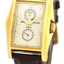 Patek Philippe Gent's 18K Yellow Gold  10 Day Power...