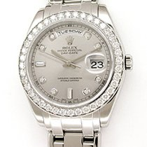 "Rolex Diamond ""Masterpiece""."