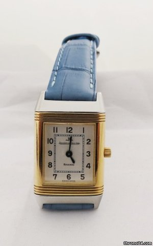 Jaeger-LeCoultre Jaeger Le Coultre Reverso Ladies  Manual Gold