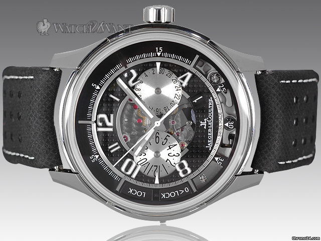 Jaeger-LeCoultre JLC Aston Martin AMVOX2 - DBS Racing Chronograph - 44mm Titanium - Special Limited Edition 499 Pieces