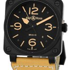 Bell & Ross BR03-92 Heritage Strapwatch