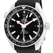 "Omega ""Seamaster Planet Ocean 600m GMT"" Strapwatch."