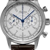 Alpina Geneve Alpina 130 Heritage Pilot Chronograph AL-860S4H6...
