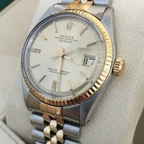 Rolex Oyster Perpetual Datejust Gold Steel 36 mm (1978)