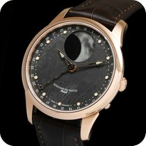 Schaumburg Watch MooN Meteor 18Kt Rose Gold