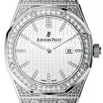 Audemars Piguet 67652BC.ZZ.1262BC.01 Royal Oak Quartz Ladies...