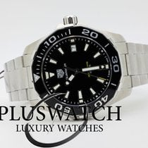 TAG Heuer Aquaracer Quarz 41mm Black Dial G
