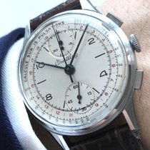 Breitling Serviced Genuine Breitling Doctors Watch Chronograph...