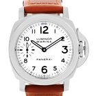 Panerai Luminor Marina 44mm White Dial Watch Pam113 Pam00113...