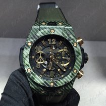 Hublot Big Bang Unico Italia Independent Green Camo 45 mm