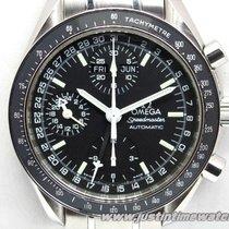 Omega Speedmaster Automatic Daydate 3520.5000 quadrante nero...