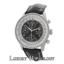 Breitling Mint Men Montbrillant Olympus A19350 Moonphase Chrono