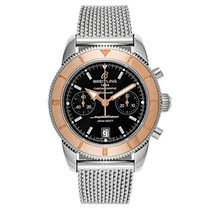 Breitling Men's Superocean Heritage Chronograph 44 Watch
