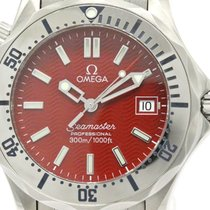 Omega Polished Omega Seamaster Professional 300m Ltd Edition...
