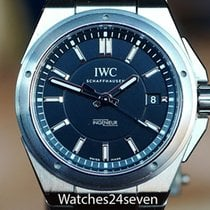 IWC Ingenieur Black Dial Stainless Steel Automatic Date 40mm