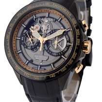 Graham Silverstone RS Skeleton Black PVD with RG