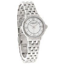 Raymond Weil Ladies Tango Diamond Swiss Quartz Watch 5391-STS-...