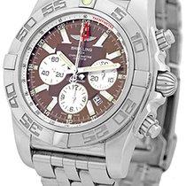 "Breitling ""Chronomat 41"" Chronograph GMT."