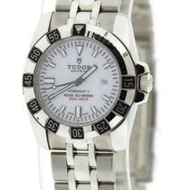 Tudor Lady Hydronaut II White Dial Stainless Steel