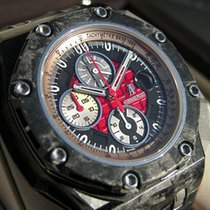 Audemars Piguet Ap  Royal Oak Offshore Chrono Grand Prix Black...